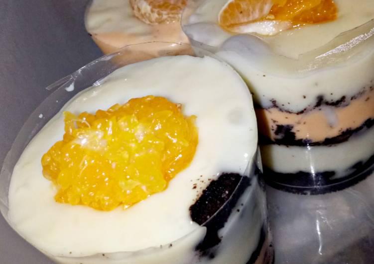 Resep Cheesecake yoghurt lumer (No Baked) By Devi Fitriani