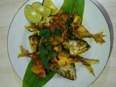 Woku Ikan Kembung🐟