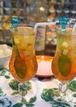 Lychee tea ice #BikinRamadanBerkesan