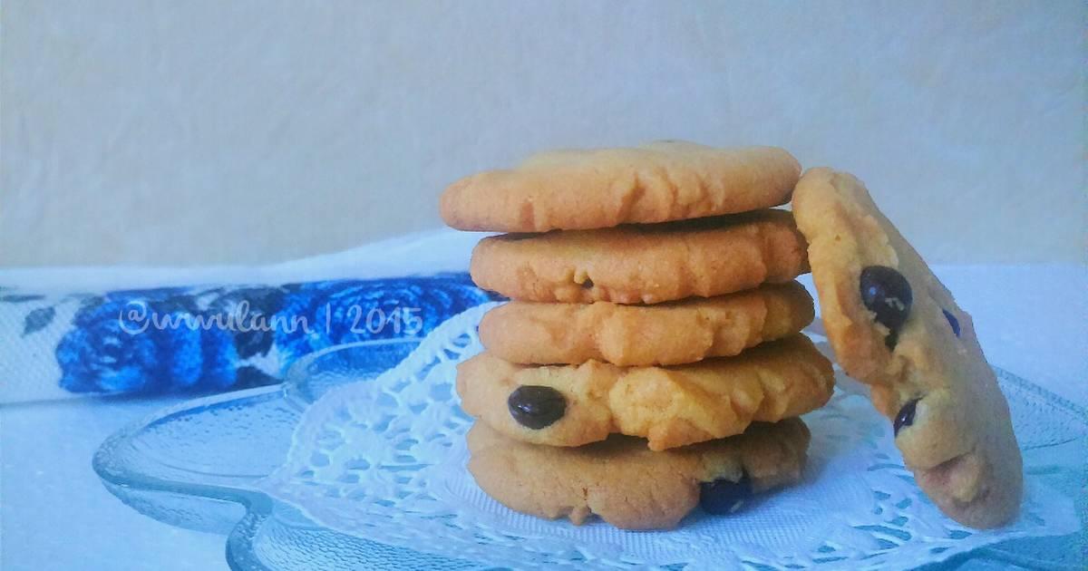 Resep Cookies ala goodtime