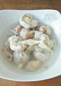 Bakso Naza (Tuna Mozzarella)