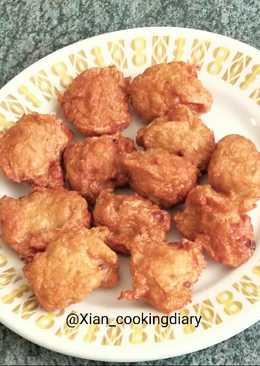 Bakso Goreng (Fried meat Ball)
