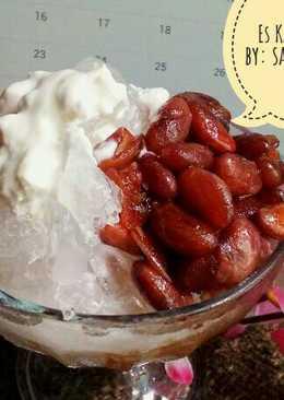 Es Kacang Merah / Es Ogura