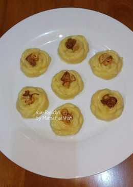 Kue Rasidah khas Melayu
