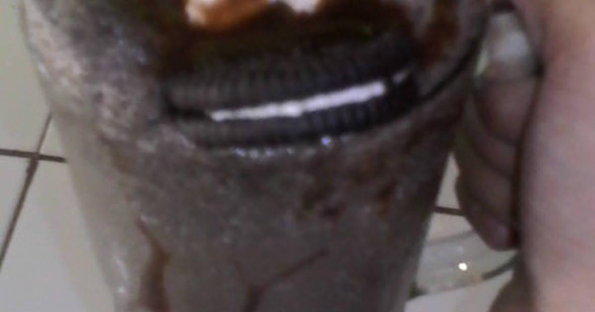 Resep Coffe oreo shake