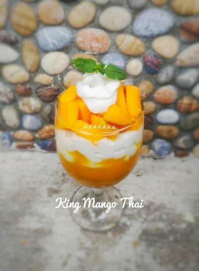 King Mango Thai #enakanbikinsendiri
