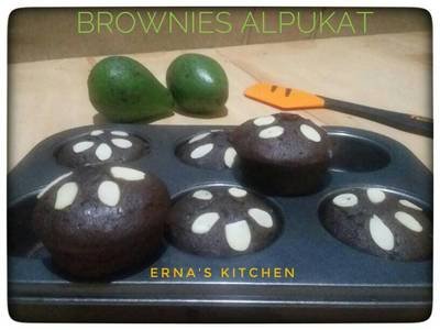 Brownies Alpukat #BrowniesAlpukat