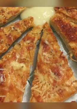 Cheese Lovers Pizza(tanpa ulen)