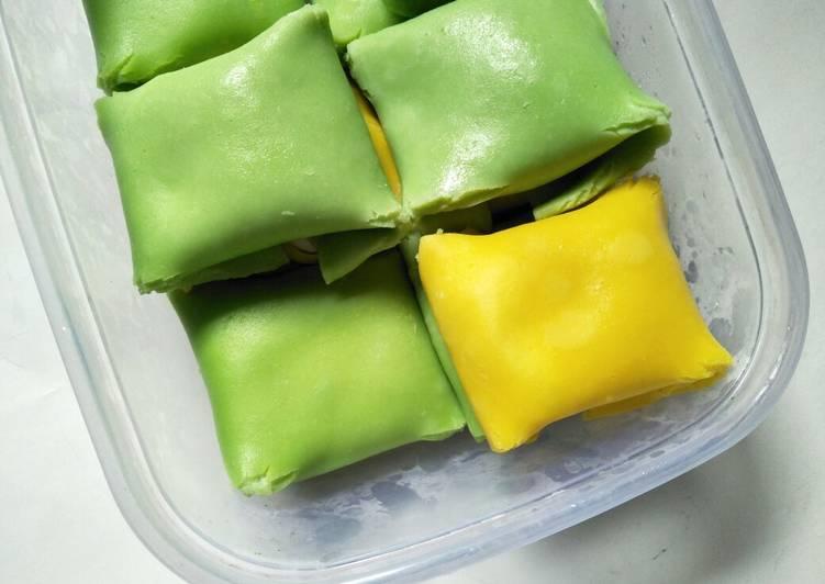 Resep Pancake Durian Kiriman dari Resti Nsh