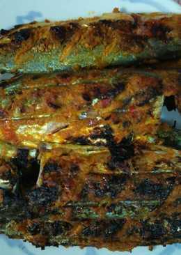 Ikan Kembung Bakar Bumbu