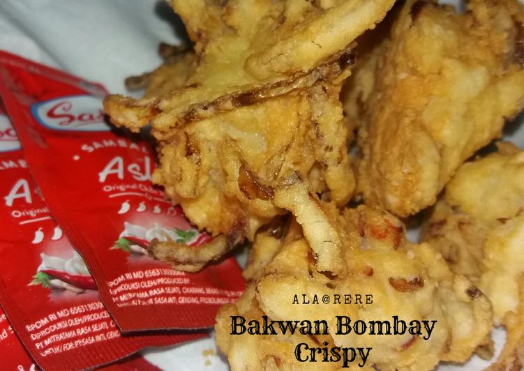 Bakwan Bombay Crispy (Day10) #RabuBaru #BikinRamadhanBerkesan