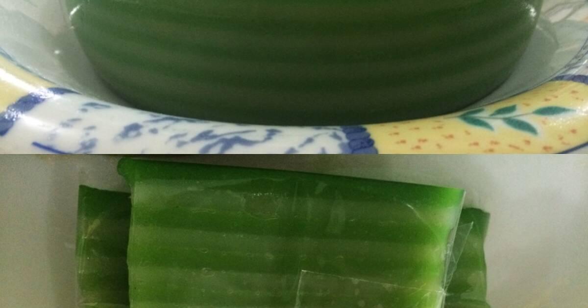 Resep Kue lapis sagu /kue pepe