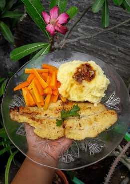 Steak ikan dori