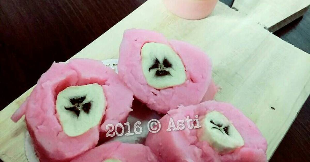 Resep Nagasari (kue traditional)