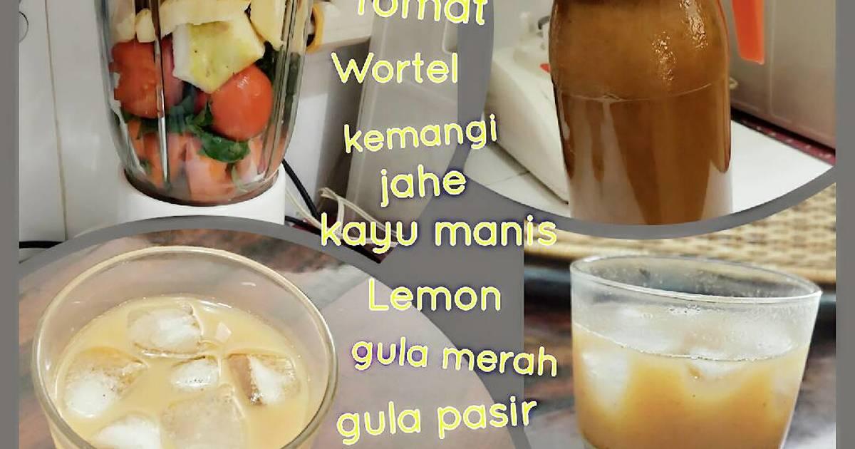 Resep Juice Sayur Segar