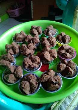 Brownies kukus mekar ala ny liem