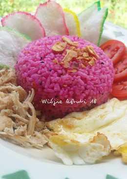 Nasi Goreng Buah Naga (#Pr_BukanNasiBiasa)