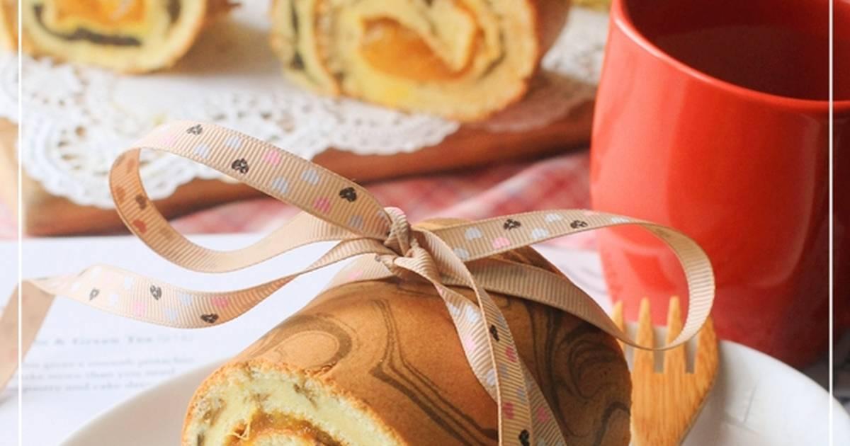 Resep Banana Cake Ala Jepang: Resep Bolu Gulung Ekonomis Ala Chiffon Cake Ngirit 4 Telur