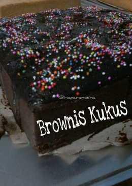 Brownies Kukus by Ny. Liem (recook)