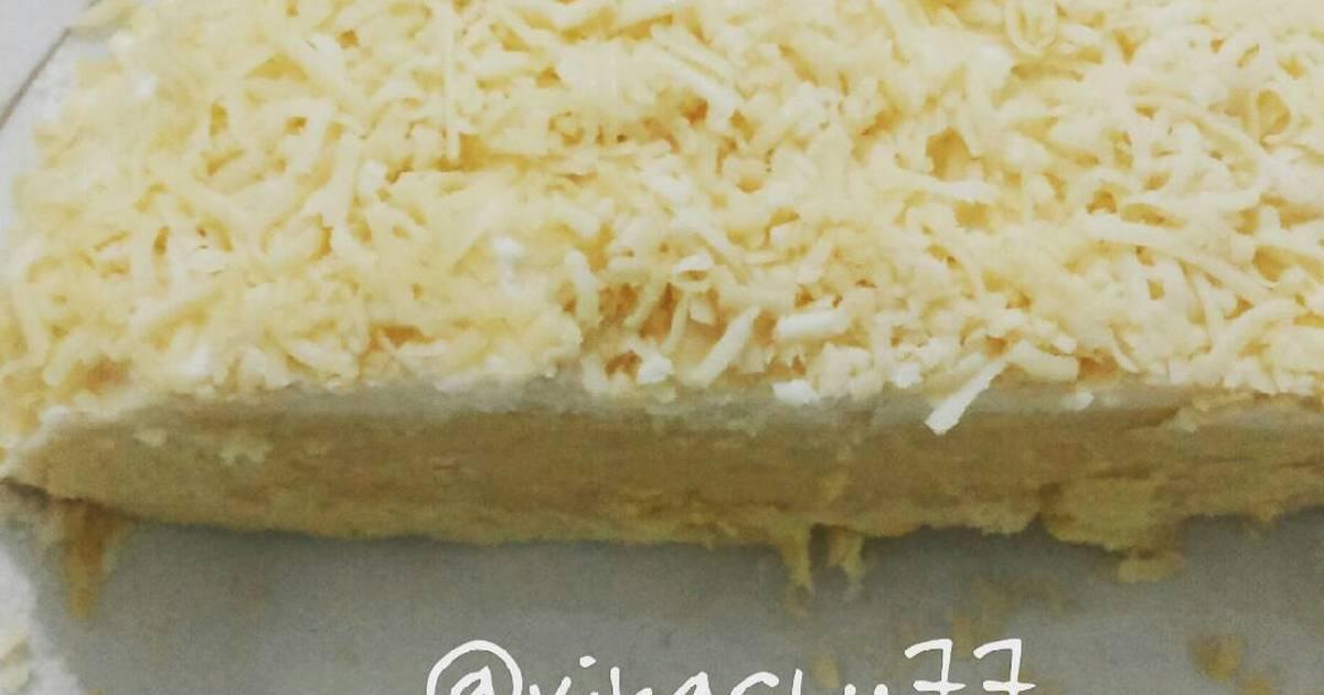Resep Cheese Cake Kukus Super Moiiizzzz