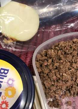 Ground Beef Stock for Pasta