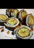 Kimbap Omelette Tabur Abon