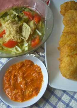 Soto Ayam rumahan