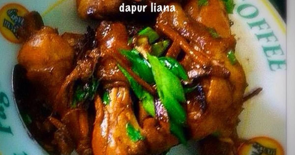 Resep Ayam kecap tanpa minyak (diet rendah lemak) oleh ...