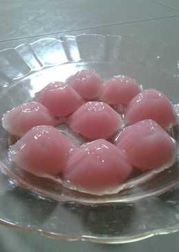 Puding Ubur-Ubur 😂 (puding pop ice)