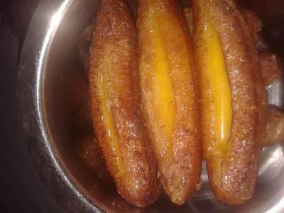 Sanggara balanda(pisang khas makassar)