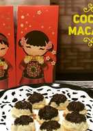 Coconut macaroon keto low carb 🥥