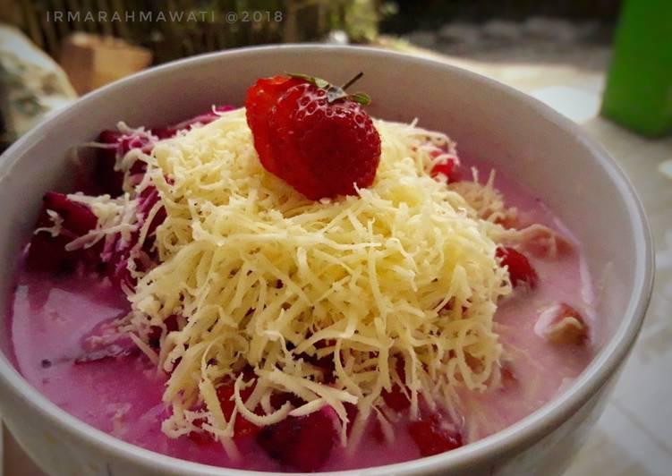 07. Salad Buah Merah