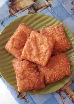Risol Ayam Keju Mayo Keto