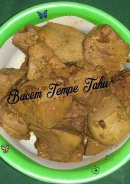 Bacem Tempe Tahu