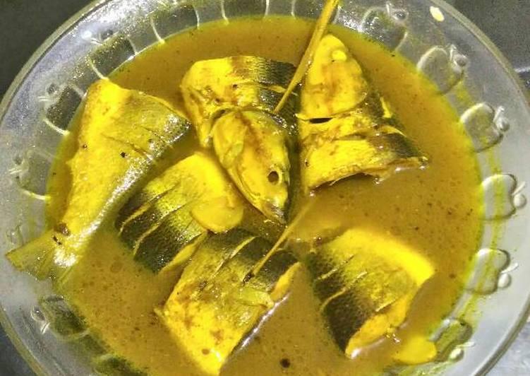 Resep Bandeng Pallumara(ikan kuah kuning khas makassar) By Nova Nita Purnama Sary