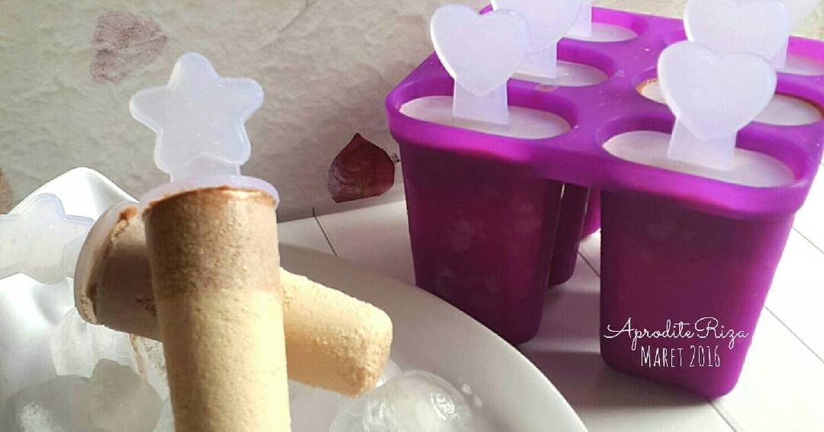 Resep Nutella Popsicle