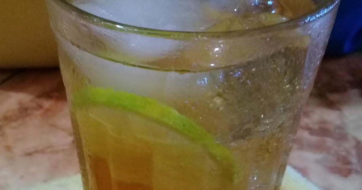 Manfaat Minum Air Teh Tawar Dan Jeruk Nipis