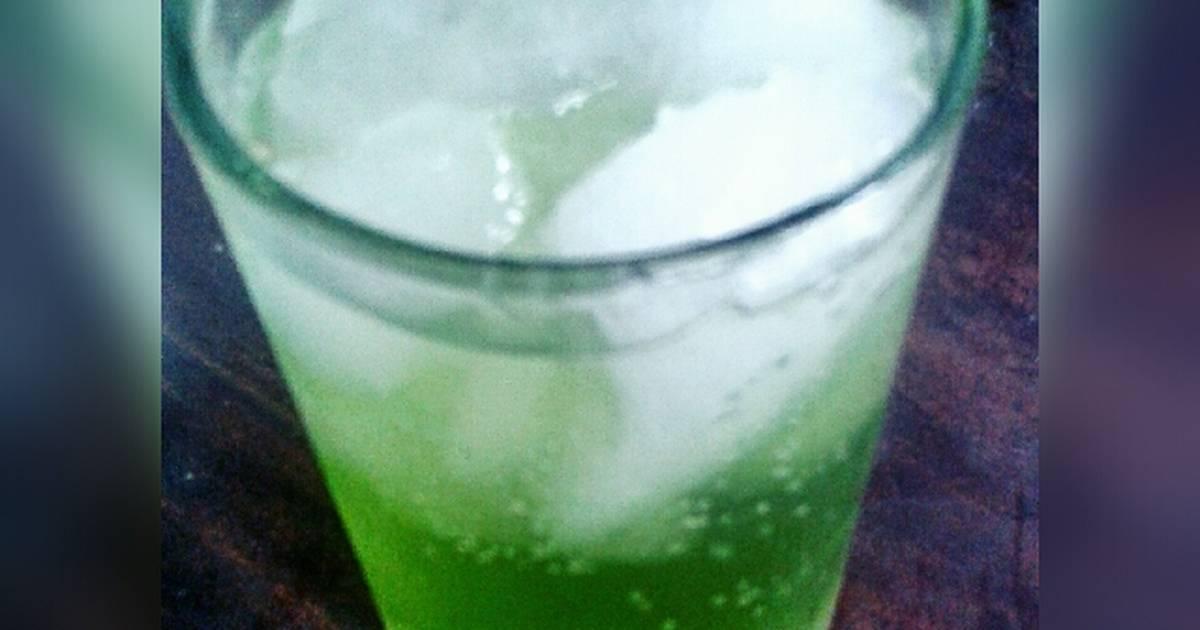 Resep Lemon squash