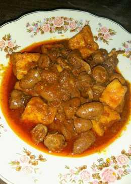 Resep Resep Jantung Ayam Bumbu Pedas Lezat Khasanah Masakan