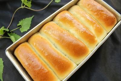 Eggless Bread (roti tanpa telur) #beraniBaking