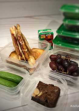 Super Simple Sandwich Bekal Anak