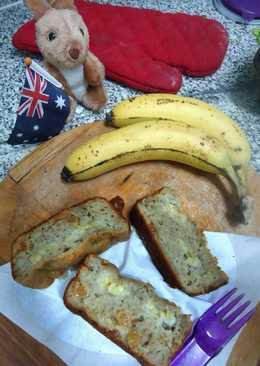 Banana Cake No Mixer