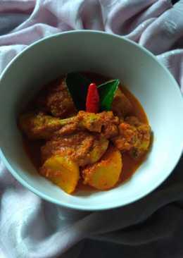 Kalio Ayam #prRamadhan_PalingKaporit