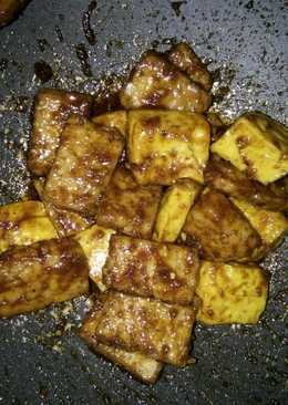 Tempe tahu bacem simple no ribet