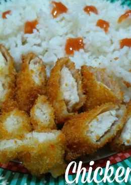 Chicken Katsu Mudah dan Renyah