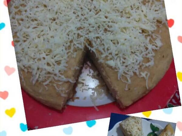 Peanut Butter Cake~ Magicom