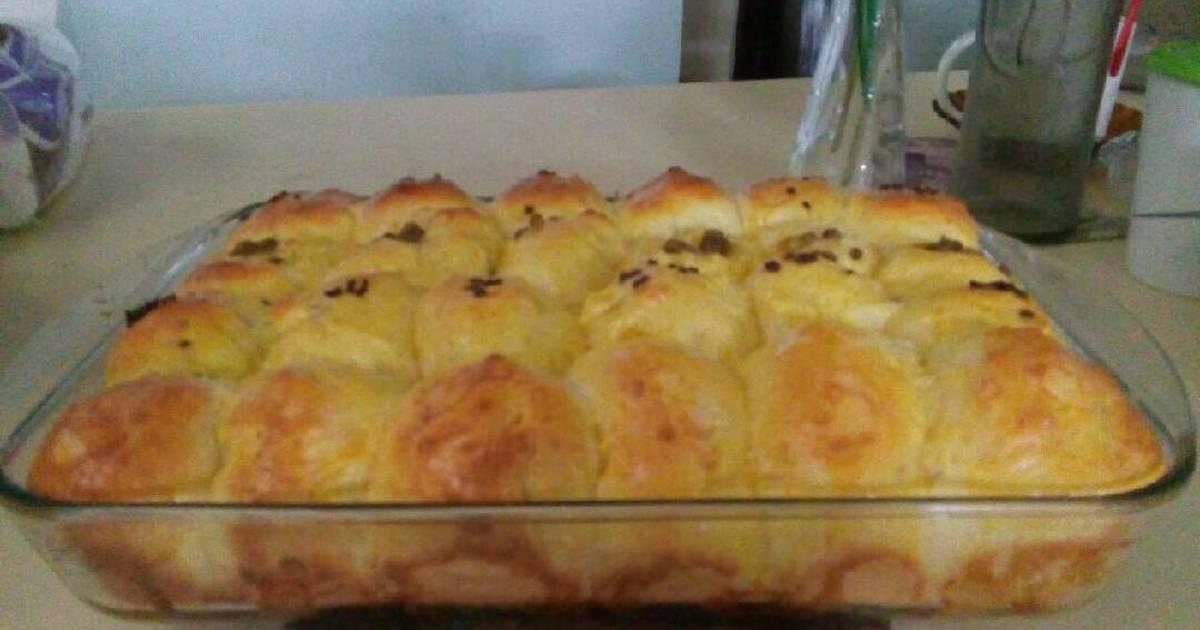 Resep Kue Bantal Ncc: Roti Bantal
