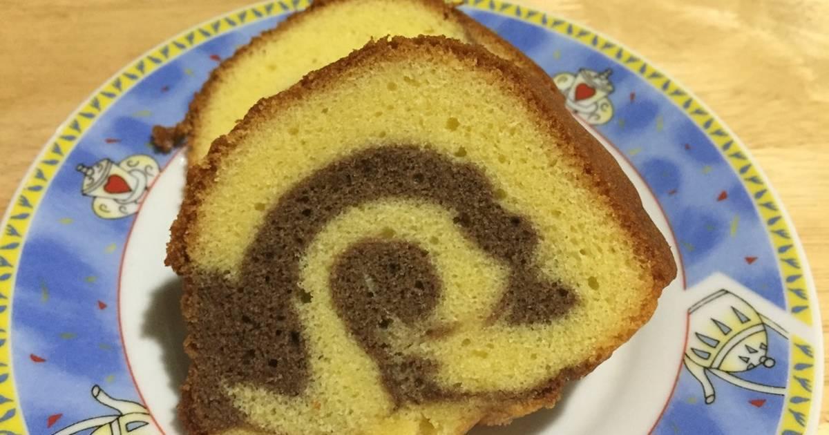 Resep Marble Cake Jadul