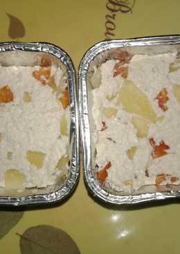 Tahu dan Kentang Kukus (for Diet)