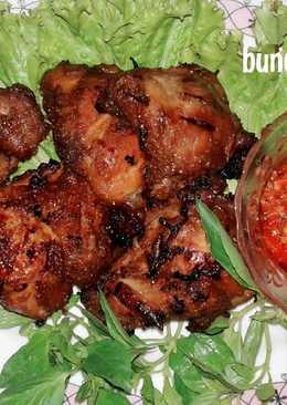 Resep Ayam Bakar Kecap Pak Sahak